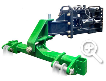 Sunco Implement Guidance solves problems other implement guidance products create