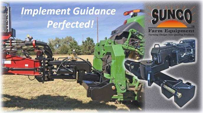 Pull Implement Guidance - Implement Guidance Perfected